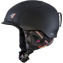 photo: K2 Virtue Snow Helmet snowsport helmet