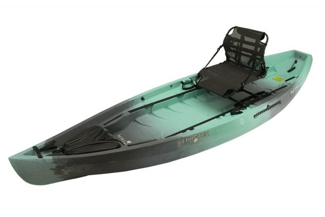 photo: NuCanoe Frontier 12 sit-on-top kayak