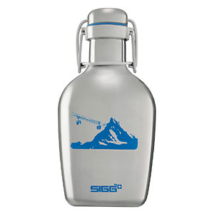 photo: SIGG Vintage Flask water bottle