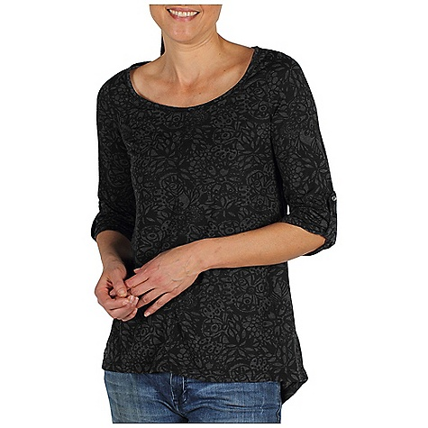 ExOfficio aZa Long-Sleeve Scoop Neck Shirt