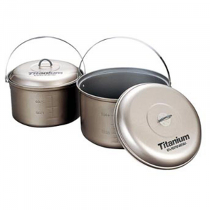photo: Evernew Ti Non-Stick Pot 4.0L pot/pan