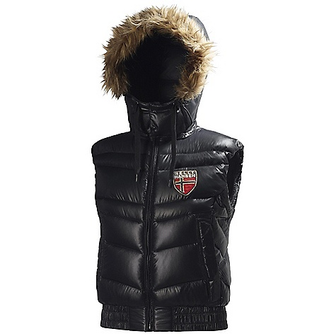 photo: Helly Hansen Of Down Vest down insulated vest