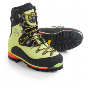 photo: La Sportiva Women's Nepal EVO GTX mountaineering boot