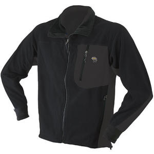photo: Mountain Hardwear Men's Snozone Jacket fleece jacket