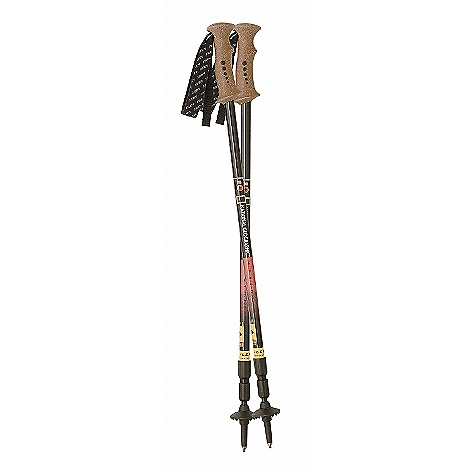 photo: Leki Meridian rigid trekking pole