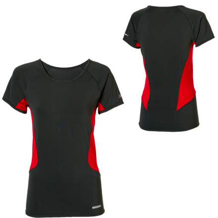 photo: Berghaus Women's Technical SS Crew short sleeve performance top