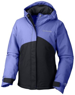 photo: Columbia Crash Out Jacket synthetic insulated jacket