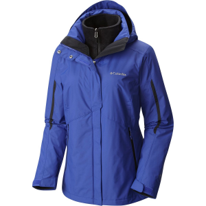 photo: Columbia Women's Bugaboo Interchange Jacket component (3-in-1) jacket
