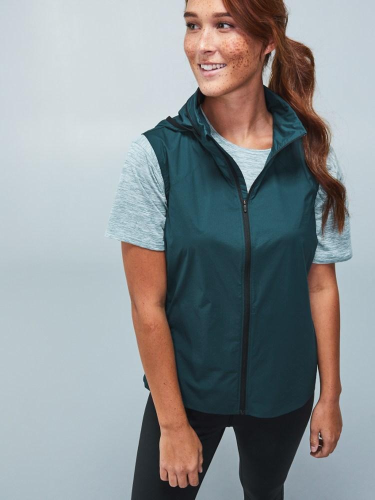 photo: REI Active Pursuits Vest wind shell vest