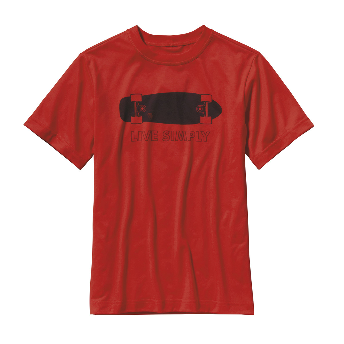 photo: Patagonia Polarized Graphic Tee short sleeve performance top