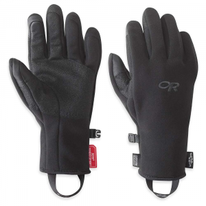 photo: Outdoor Research Women's Gripper Gloves fleece glove/mitten