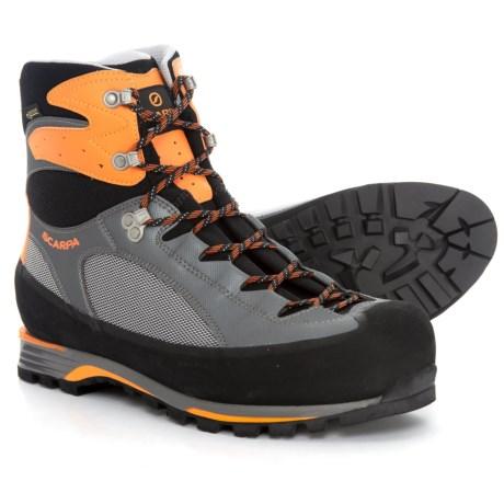 photo: Scarpa Charmoz Pro GTX mountaineering boot