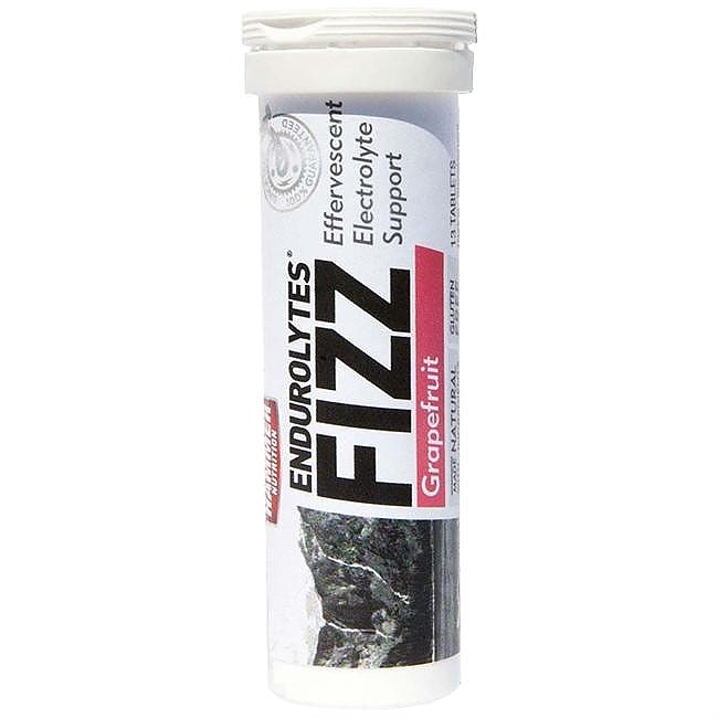 photo: Hammer Nutrition Endurolytes Fizz Tube drink