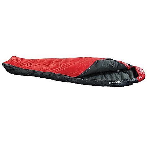 photo: Terra Nova Voyager 600 Sleeping Bag warm weather down sleeping bag