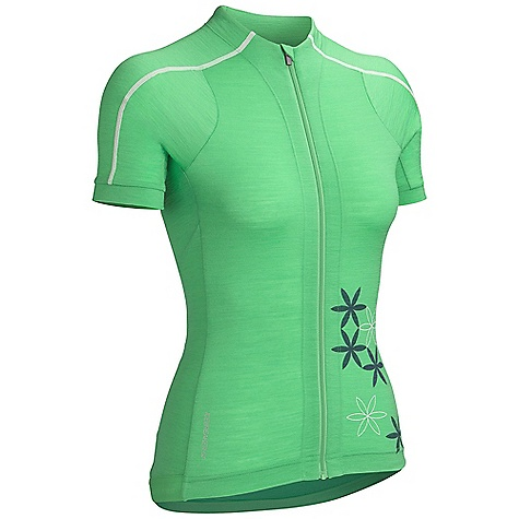 photo: Icebreaker Glory Short Sleeve Jersey short sleeve performance top
