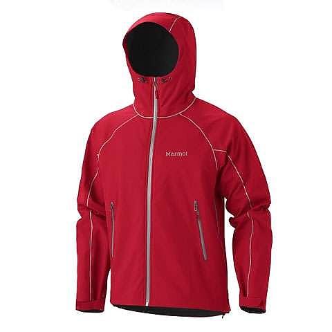photo: Marmot Genesis Jacket soft shell jacket