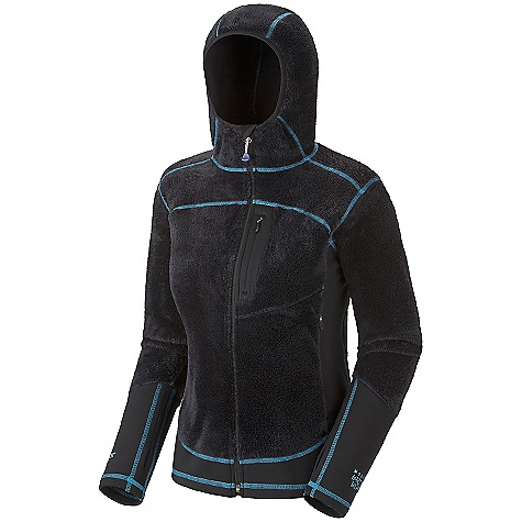 photo: Mountain Hardwear Monkey Woman Lite Jacket fleece jacket