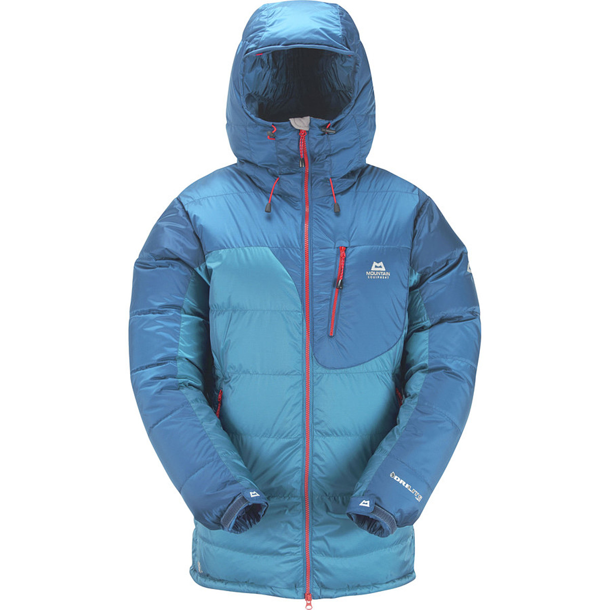 photo: Mountain Equipment Women's K7 Jacket down insulated jacket