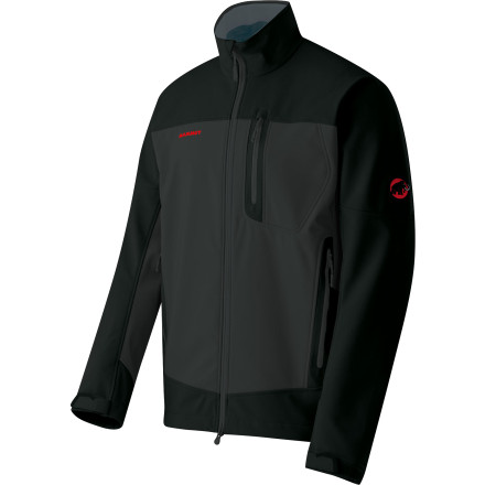 photo: Mammut Plano Jacket soft shell jacket