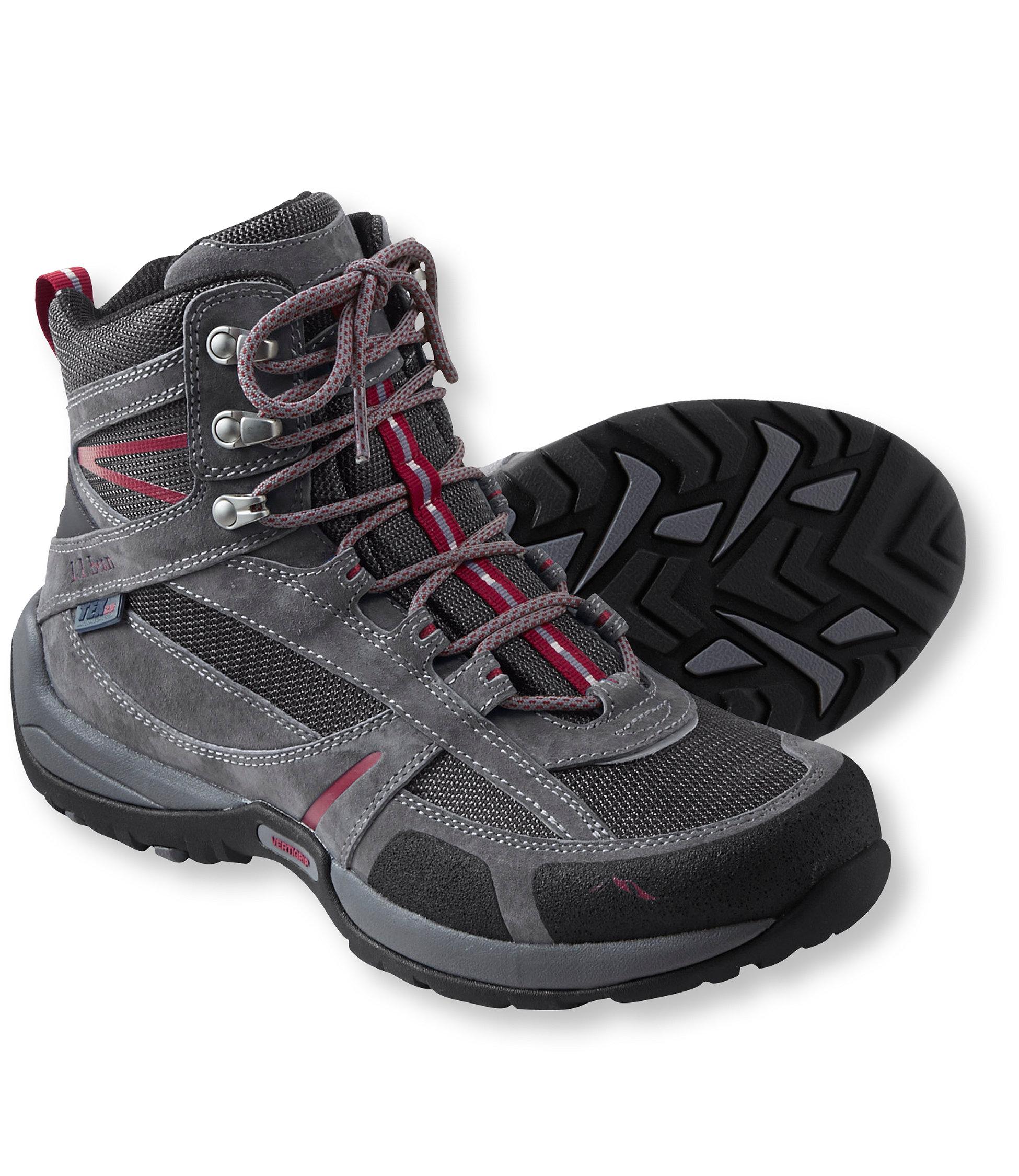 L.L.Bean Waterproof Trail Model Hikers, Mid-Cut
