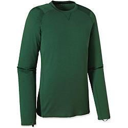 photo: Patagonia Men's Merino 3 Midweight Crew base layer top