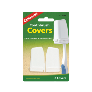 photo: Coghlan's Toothbrush Covers hygiene supply/device