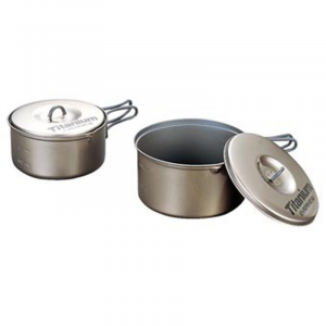 photo: Evernew Ti Non-Stick Pot 1.3L pot/pan