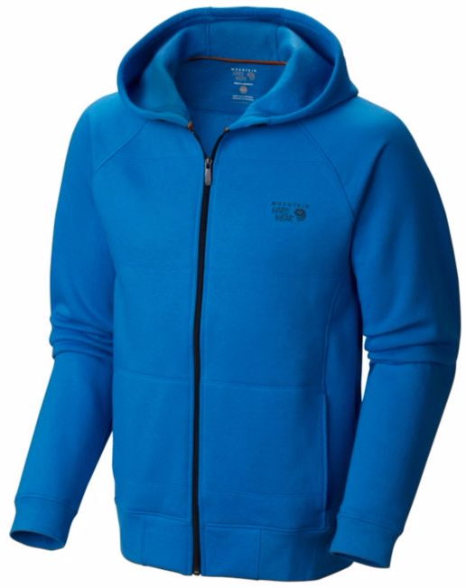 Mountain Hardwear MHW Logo Full Zip Hoody