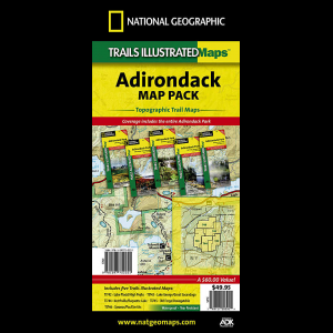 National Geographic Adirondack Park