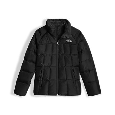 photo: The North Face Girls' Aconcagua Jacket down insulated jacket