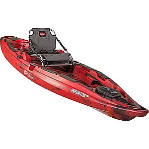 photo: Old Town Predator MX sit-on-top kayak