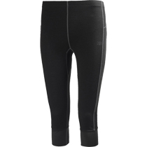 photo: Helly Hansen Women's HH Warm 3/4 Pant base layer bottom