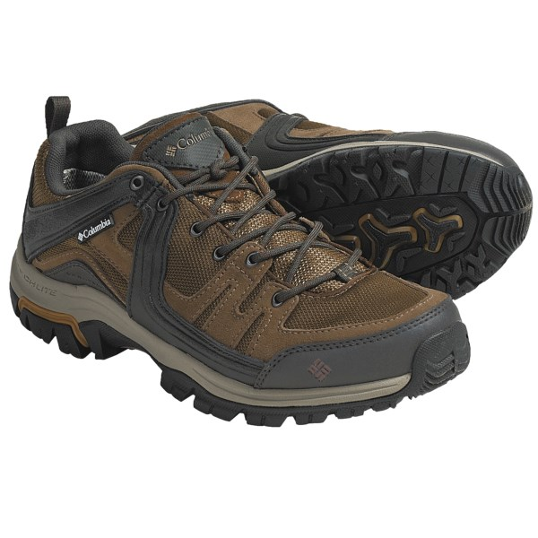 photo: Columbia Shastalavista trail shoe