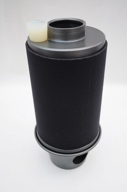 photo of a mKettle solid fuel stove
