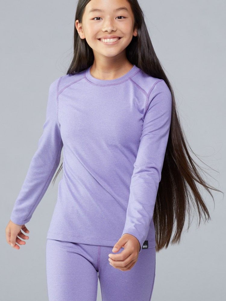 photo: REI Midweight Crew Long Underwear Top base layer top
