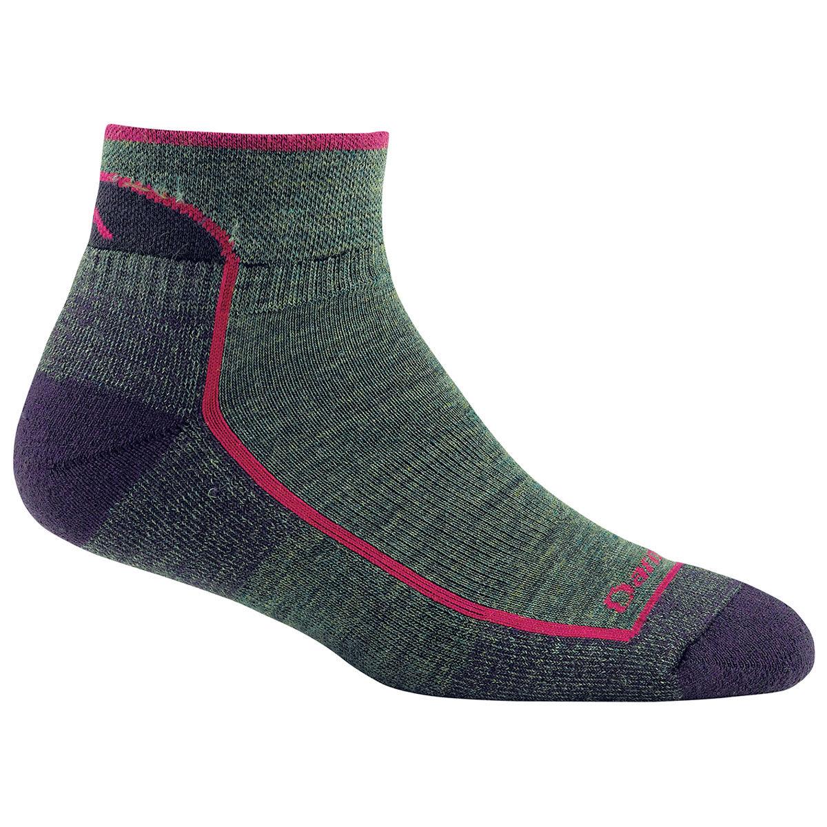 photo: Darn Tough Merino 1/4 Hiking Sock Cushion hiking/backpacking sock