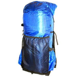 photo: Gossamer Gear Murmur overnight pack (2,000 - 2,999 cu in)
