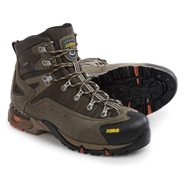 photo: Asolo Flame GTX hiking boot