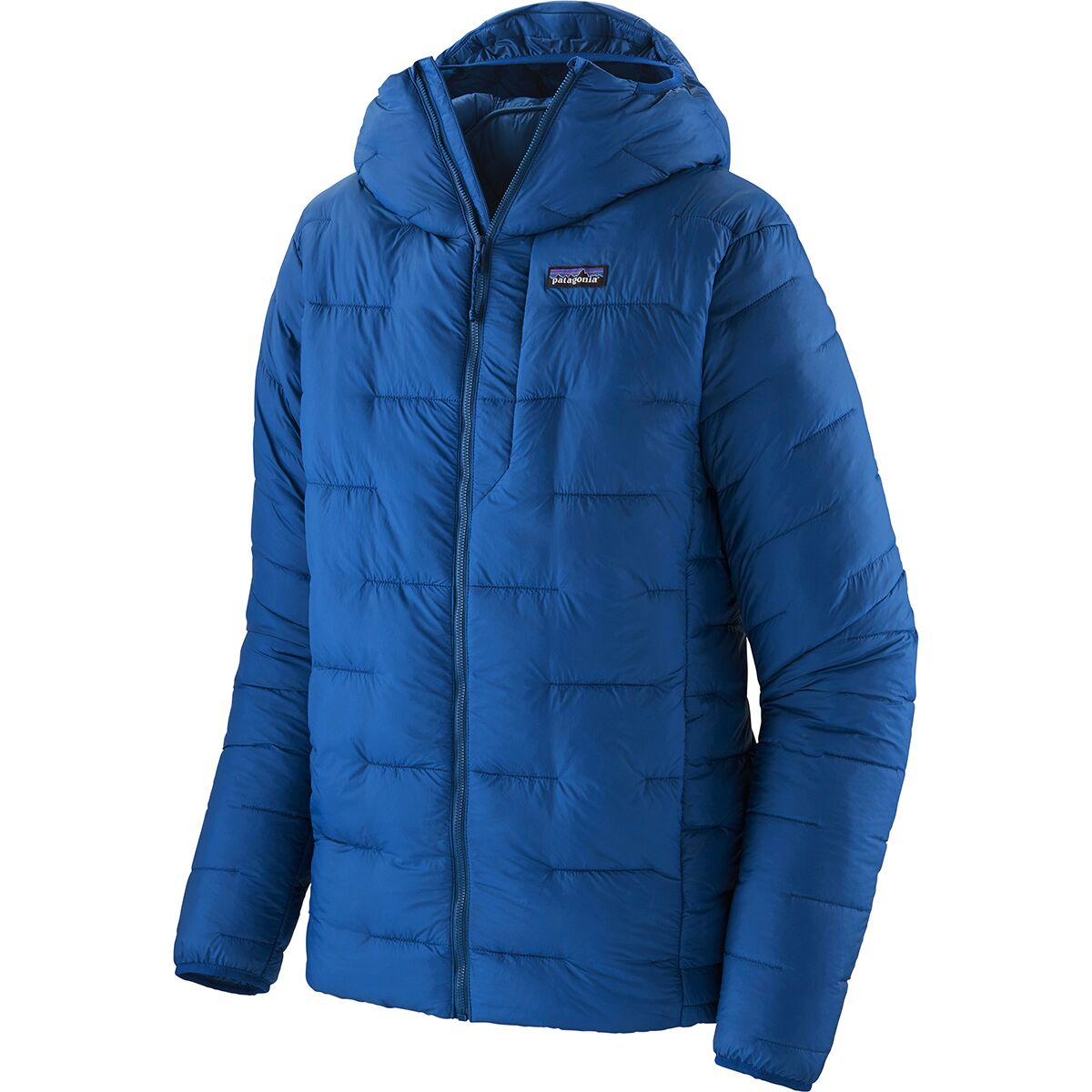 photo: Patagonia Men's Macro Puff Hoody synthetic insulated jacket