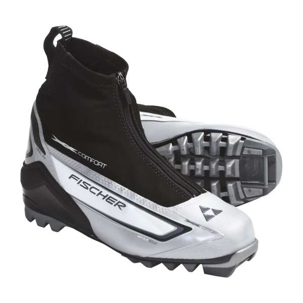 photo: Fischer XC Comfort nordic touring boot
