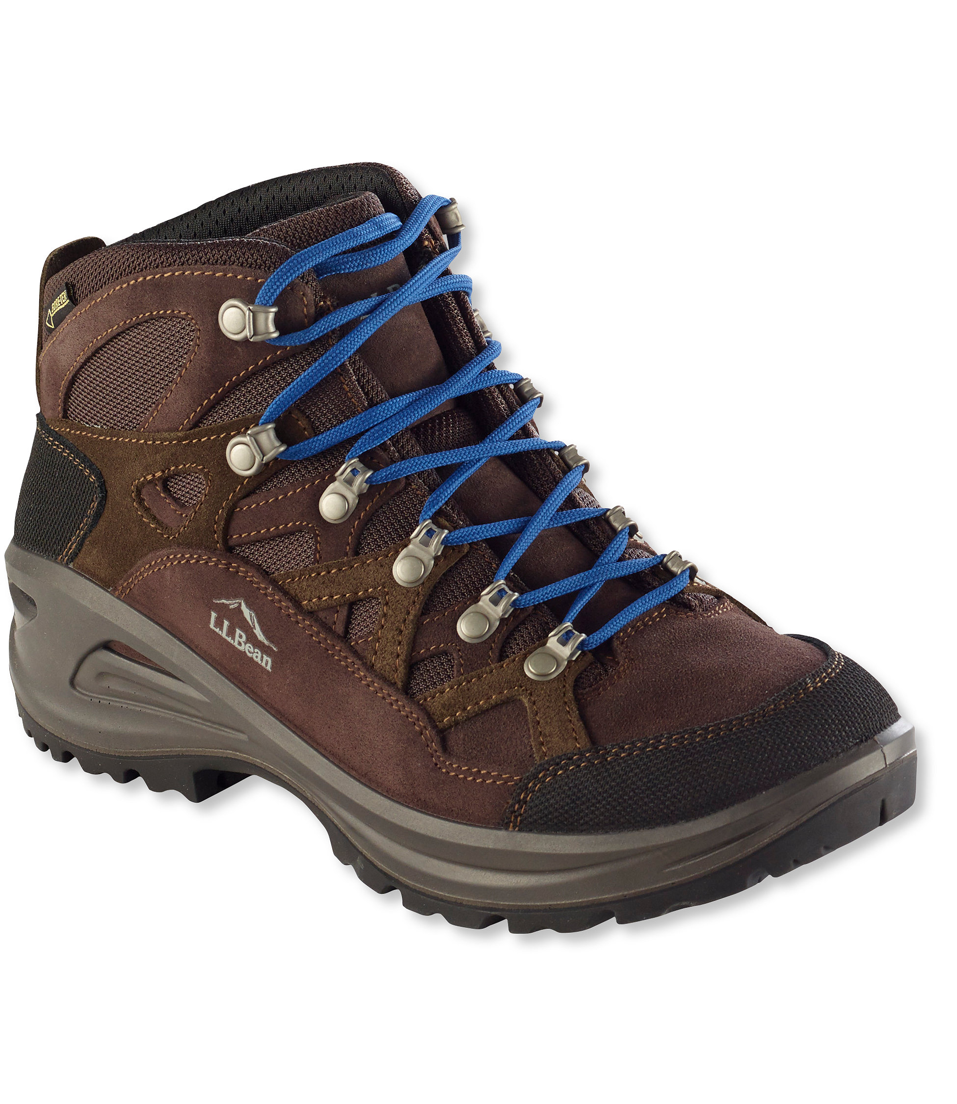 L.L.Bean Gore-Tex Mountain Treads, Mid-Cut