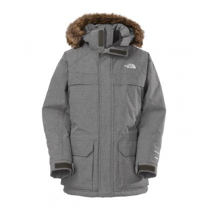 photo: The North Face Boys' McMurdo Parka down insulated jacket