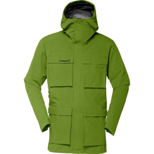 photo: Norrona Men's Svalbard Gore-Tex Jacket waterproof jacket