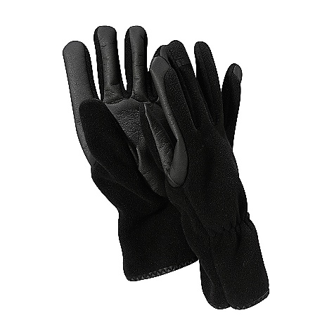 photo: Patagonia Windproof Gloves fleece glove/mitten
