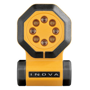 photo of a Inova headlamp