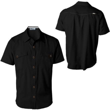 GoLite Paparoa Shortsleeve Travel Shirt