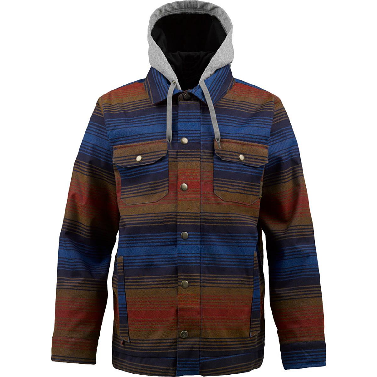 photo: Burton Hackett Jacket synthetic insulated jacket