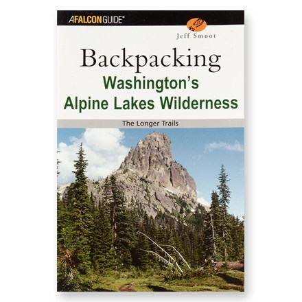 Falcon Guides Backpacking Washington's Alpine Lakes Wilderness
