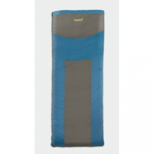photo: Eureka! Girls' Minnow 45 warm weather synthetic sleeping bag