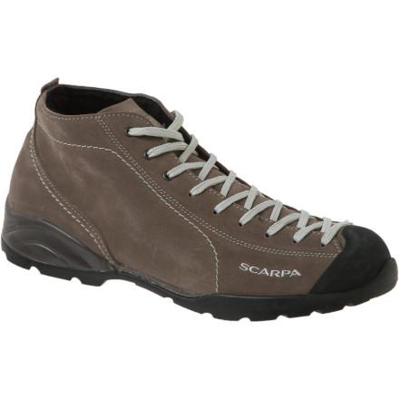 photo: Scarpa Nomos approach shoe